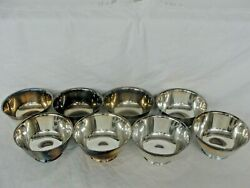 8 Sons Of Liberty Bowl By Paul Revere - Reproduction By Oneida - 3