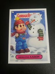 2006 Garbage Pail Kids 15a Armless Aaron Ans 5 All New Series 5 Pack Fresh