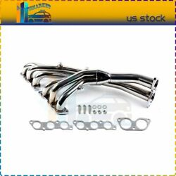 Exhaust/manifold Stainless Steel Header For 01-05 Is300 Altezza Xe10 Jce10 3.0l