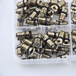 110 Pieces Air Conditioning Valves High Pressure A / C Cooling Systems Car