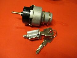 Ford F100f250-f350 Mustang-bronco-galaxie 1960-1977 Ignition-switch With Key