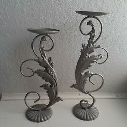 Home Interior Candles Holders
