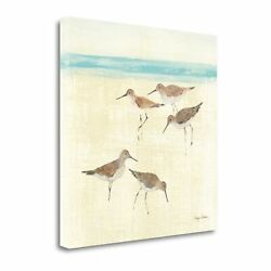 Tangletown Sandpipers Square Ii By Avery Tillmon Wall Art Wa611833-2020c