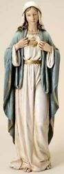 36 Joseph's Studio Renaissance Collection Immaculate Heart Of Mary Figure