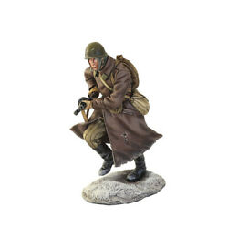 Russtal059 Winter Russian Charging With Ppsh41 By First Legion