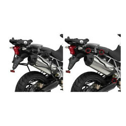 Luggage Rack Side Quick Release Trunks Monokey For Triumph Tiger 800/xc 1