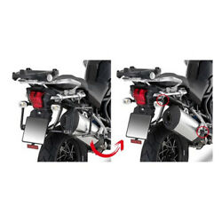 Luggage Rack Side Quick Release Trunks Monokey For Triumph Tiger Explorer