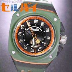 The Real Thing Extremely Elegant Gorilla Watch Rare Fastback Gt Limited