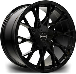 Alloy Wheels Wider Rears 20 Riviera Rv197 For Merc Cl-class Cl65 Amg C216 06-13