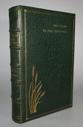 1922 The Wind In The Willows By Kenneth Graham Full Morocco Leather 12th Edition