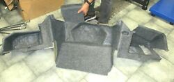 03-04 Corvette C5 Coupe Trunk Floor Storage Box With Ride-cd Changer 1891-g