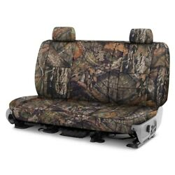 For Chevy Avalanche 07-13 Seat Covers Mossy Oak Camo 2nd Row Brake Up Country