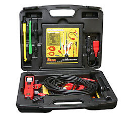 Power Probe 3 Pp3ls01 Red Master Pp3 Kit With Test Leads New