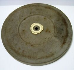 Sears ® Silvertone 8234 Record Player Phonograph - Part Platter 45 Rpm Assembly