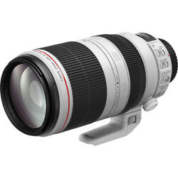 Secondhand Canon Telephoto Zoom Lens Ef100-400mm F4.5-5.6l Is Ii Usm Original