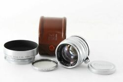 Canon 50mm F1.8 Leica L-mount Many Accessories /784483