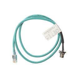 Mencom Mde45pb-4fr-rj45s-bm-1m Rj45 To 4-pin Female M12 Cable Assembly, 1-meter