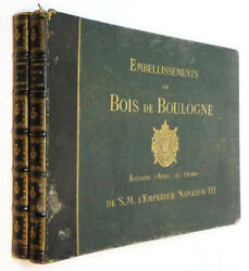 Embellishments The Wood - Boulogne, Executed By The Freemason Of S.m