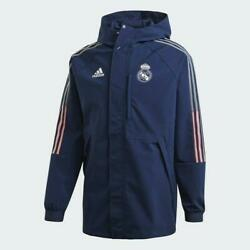 Real Madrid Adidas Travel Jacket - 2020 Official Product Ask Sizes