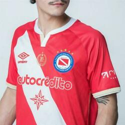 Argentinos Juniors Home Shirt 2020 - Umbro Official Product Ask Size