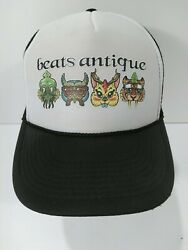 Otto Collection Hat Beats Antique Black And White...