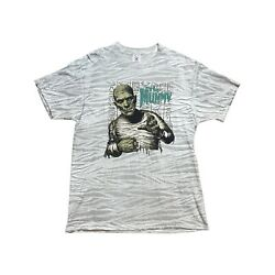 Vintage The Mummy All Over Print Aop Horror Movie Universal Monsters T-shirt