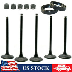 Us Intake Exhaust Center Valves Oil Seals Kit For Yamaha Yz250f Wr250f 2001-2013