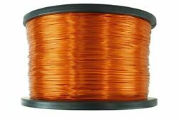 Temco 18 Awg Copper Magnet Wire - 2.5 Lb 497 Ft 200anddegc Magnetic Coil Winding