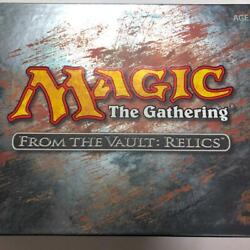 From The Vault Relics Mtg
