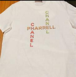 Authentic Farrell Pharrell Collaboration Limited Tshirt Stone No.8977