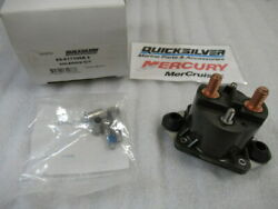 N34a Mercury Quicksilver 89-817109a 2 Solenoid Kit Oem New Factory Boat Parts
