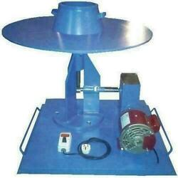 13 Inch Brass Flow Table Motorized For Concrete Lab