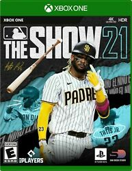 Mlb The Show 21 Xbox One Standard Edition /xbox One/seriesx|s Digital Code