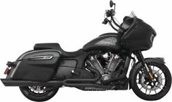 Freedom Performance Union 2-into-1 Exhaust For Indian Challenger 2020 Black