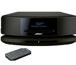 Bose Wave Soundtouch Music System Iv Open Box Cd Player Black