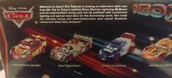 Disney's Car Neon Racers 4 Gift Packonly At Target Exclusive