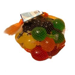 Tik Tok Candy Dely Gely 25 Pc Bag Fruit Flavored Squeezable Jellies Fast Ship