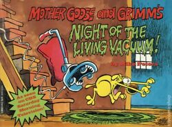Mother Goose And Grimm's Night Of The Living Vacuum Tpb 1-1st Vg 1991 Low Grade