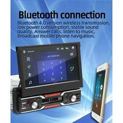 7 Car Gps Fm Stereo Radio Mp5 Player Touch Hd Screen Bluetooth Aux Usb Input