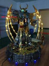 Soldier Story Hobby Unicron 01 Led Table Lamp Statue Transformers G1 Hot
