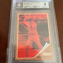 Topps 2011 Heritage Minor Mike Trout /620