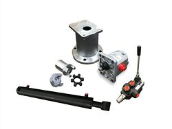 Log Splitter Kit With A Flowfit Double Acting Lever Valve For A Honda / Loncin E