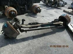Ref Meritor-rockwell Mfs-16-143a-n 2010 Axle Assembly Front Steer 2012268