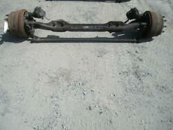 Ref C10-00000-007 Axle Alliance F12 3n 2006 Axle Assembly Front Steer