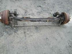 Ref C10-00000-220 Axle Alliance F12 3n 2015 Axle Assembly Front Steer