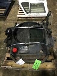 For International 4700 Cooling Assembly Rad Cond Ataac 1999 A99d0032