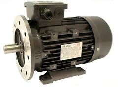Three Phase 400v Electric Motor, 30.0kw 2 Pole 3000rpm With Flange And Foot Moun