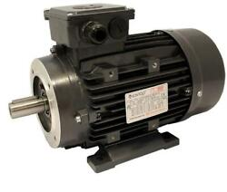 Three Phase 400v Electric Motor, 30.0kw 2 Pole 3000rpm With Face And Foot Mount