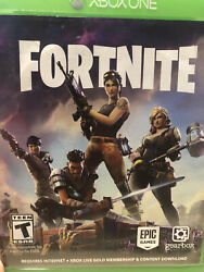 Rare Fortnite Video Game Disc Xbox One With Case 150 Most 2017 Pick Up Only.