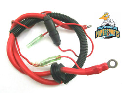 Yamaha Oem Battery To Solenoid Cable 1995-2004 Wave Venture Runner Gp760 Xl700